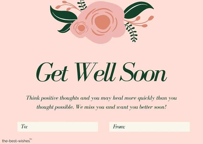 get well soon cards with name