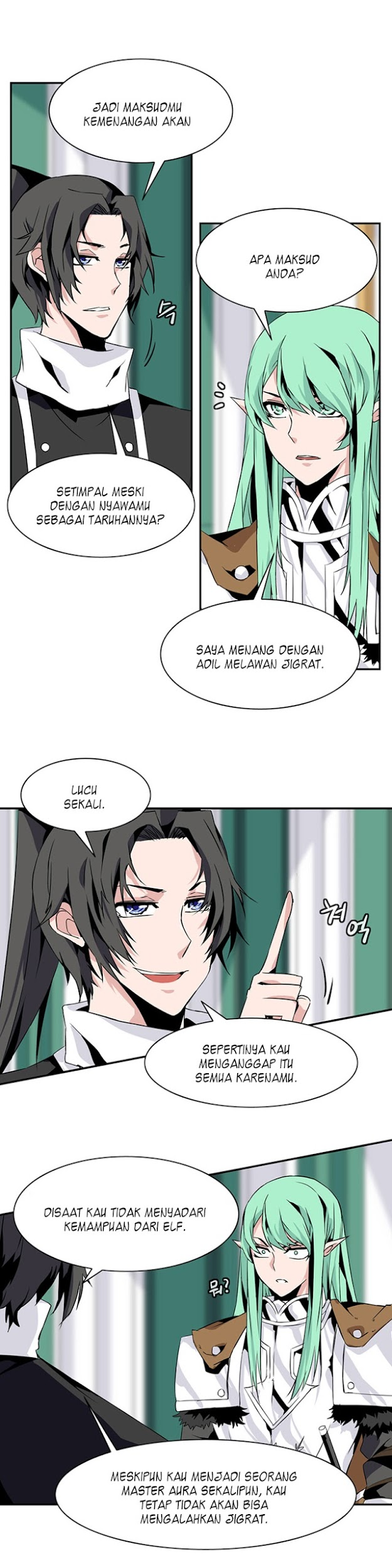 Wizardly Tower Chapter 52