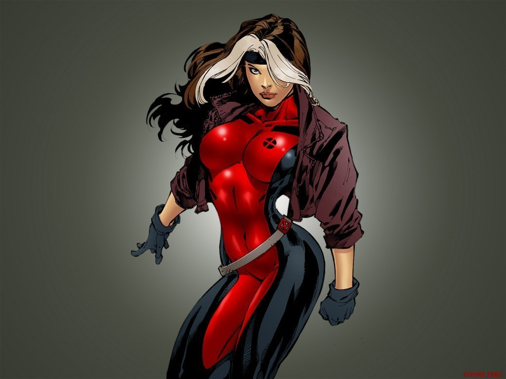 Female Superheroes Pictures - Cartoons Gallery-8173