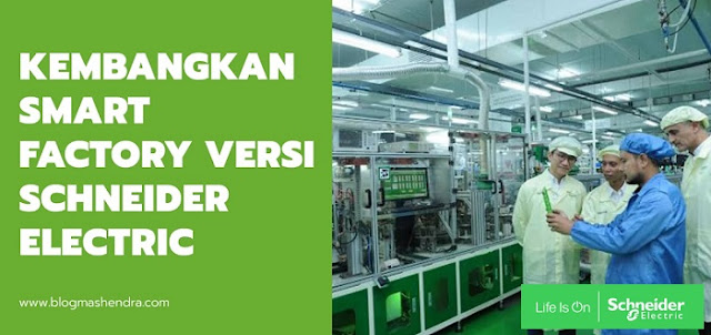 Smart Factory Schneider Electric