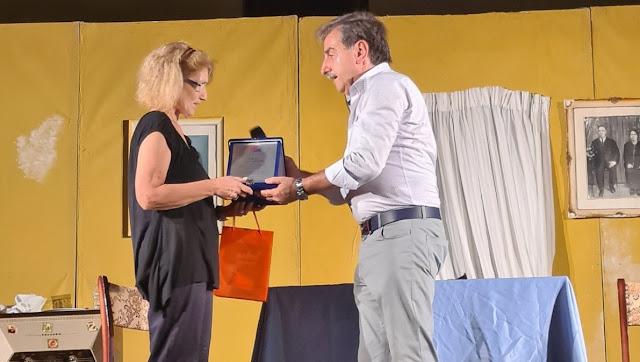 Η Κοινωφελής Επιχείρηση του Δήμου Άργους Μυκηνών τίμησε τον Νίκο Ταρατόρη