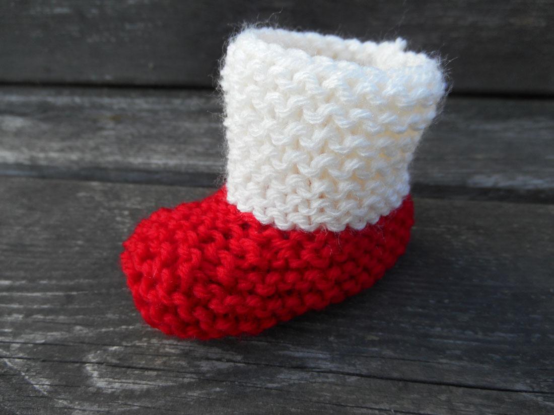 Boot di Natale ai ferri