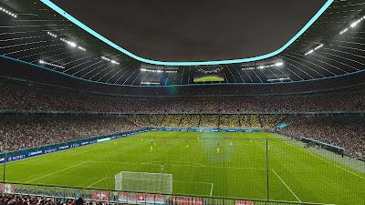 PES 2021 Stadium Allianz Arena EURO 2020