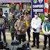 Kapolda Metro Jaya Mengunjungi Kampung Tangguh Kel. Bojong Nangka Kec.Kelapa Dua