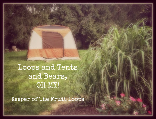 Loops And Tents and Bears, Oh My!