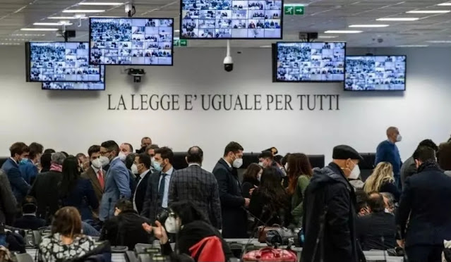 ايطاليا تشهد اكبر محاكمة لعناصر المافيا منذ 1986 ..التفاصيل