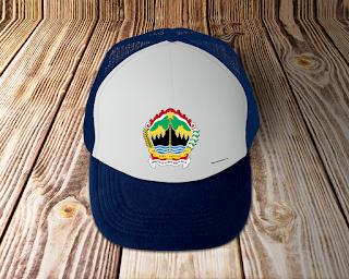 desain topi lambang logo provinsi jawa tengah - kanalmu