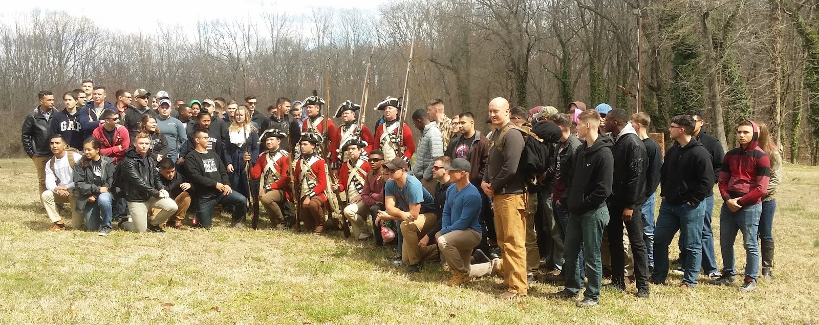 Marine Corps Gazette Blog: The Battle of Guilford Courthouse: