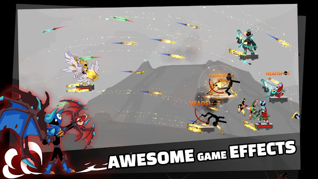 tai-game-Stickfight-Archer-mod