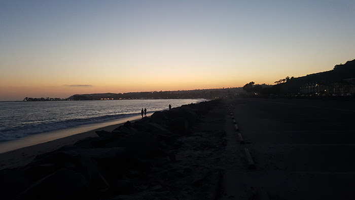 Dana Point :: When the sun goes down