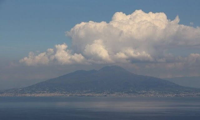 Οι κάτοικοι της Πομπηίας δεν κάηκαν από τη λάβα, αλλά πέθαναν από ασφυξία