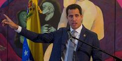 """Juan Guaidó: """"Venezuela avanza a la libertad"""""""
