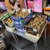 189 Colis Alimentaires au profit des plus démunis à Liège ce 16 Novembre