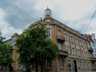 Ивано-Франковск. Ул. Гетмана Мазепы