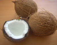How to Extract Coconut Milk|Homemade Coconut Milk(with and without a blender) , homemade coconut milk