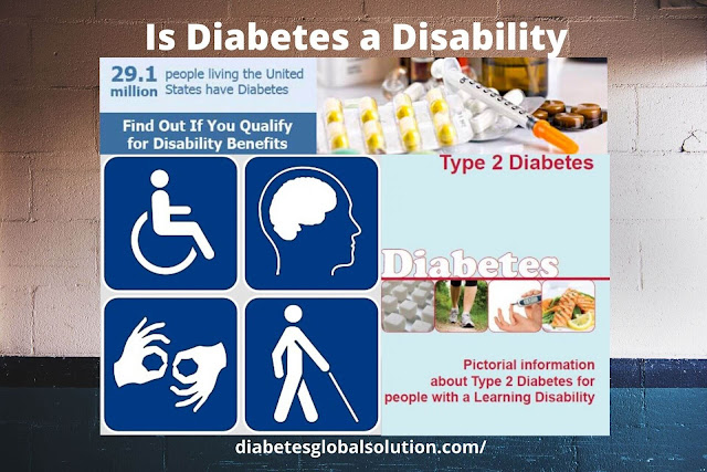 Is Diabetes a Disability?