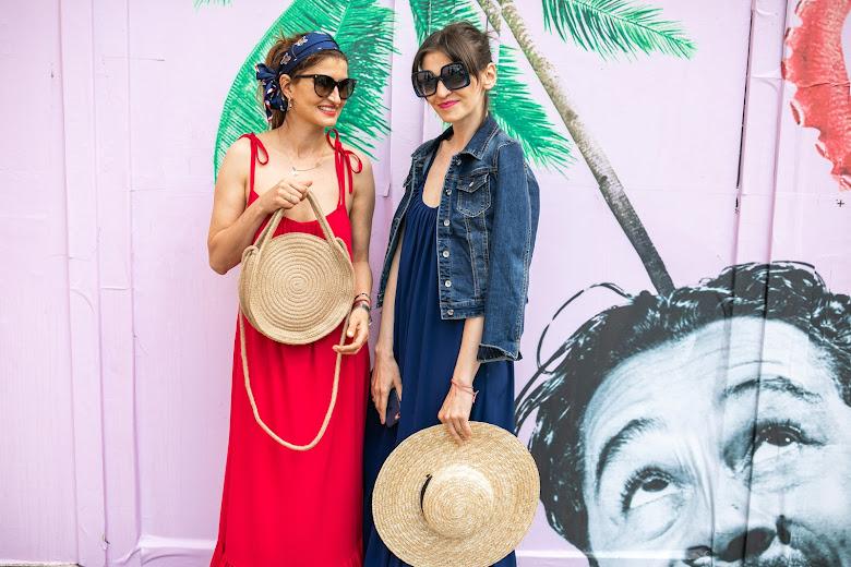 Wakacyjne zwiewne kolorowe sukienki Maksi idealne na plaże
