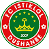 FC Istiklol 2019/2020 - Effectif actuel