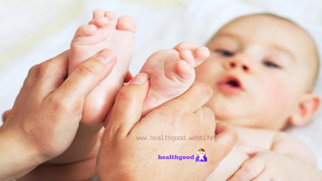 Massage For Infants And Children