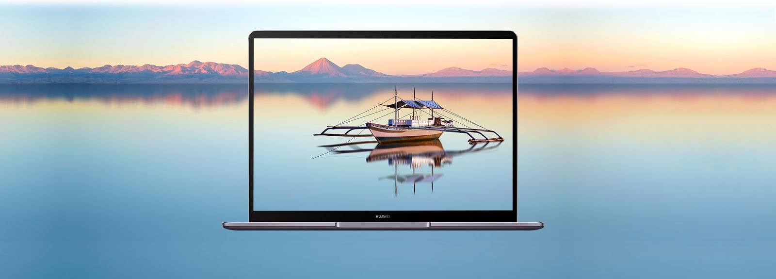 CES 2019: Huawei presenta la MateBook 13