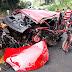 Acidente mata um e deixa três gravemente feridos na Bahia; carro fica irreconhecível