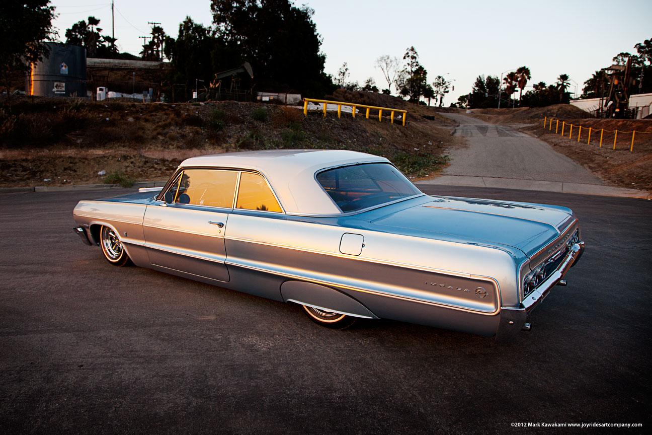 Joyrides Art Co 64 Impala