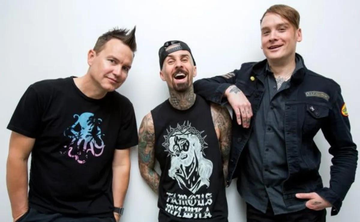 Blink-182 anunció las colaboraciones para su nuevo álbum