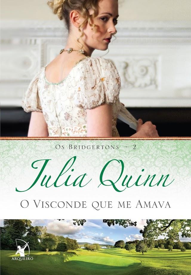 Resenha | O Visconde que Me Amava - Julia Quinn
