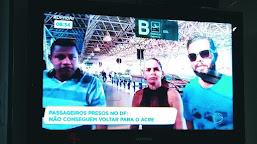 Empresa aérea cancela voo e deixa moradores do Acre presos em Brasília