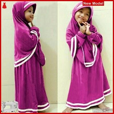 FHGS9064 Model Syari Anak Hanifa, Muslim Fanta Pakaian Anak BMG