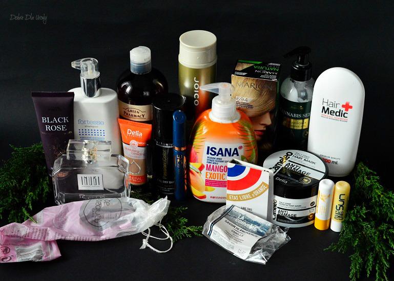 Kosmetyczne zużycia Stycznia - DENKO 2019 w minirecenzjach