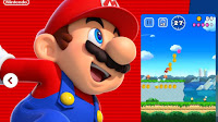 Il gioco Super Mario Run di Nintendo per Android e iPhone