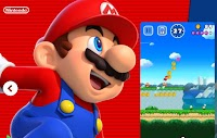 Il gioco Super Mario Run di Nintendo per Android e iPhone