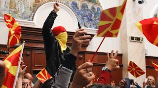 Ποτέ τα Σκόπια στο ΝΑΤΟ με το όνομα «Μακεδονία»