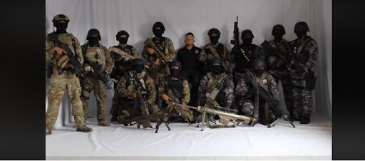 """Los Linces grupo de sicarios conformado por exmiembros del Ejército –al igual que Los Zetas– el Cártel de Juárez les ofreció una alianza para enfrentar al """"Chapo"""" Guzmán"""