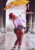 affiche du film érotique Cheeky réalisé par tinto Brass