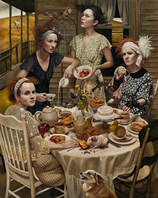 An Invitation, Andrea Kowch