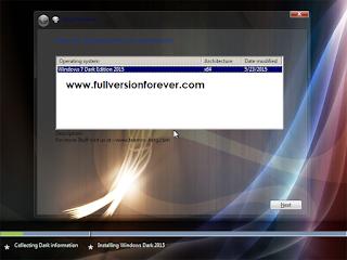 Download Windows 7 Ultimate 2015 Dark Edition full version