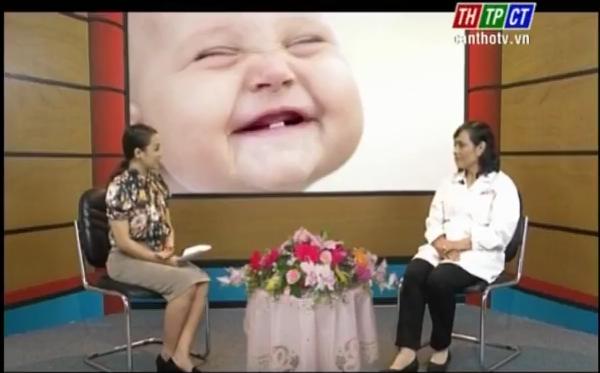 Cách chăm sóc và bảo vệ răng sữa cho trẻ dưới 6 tuổi