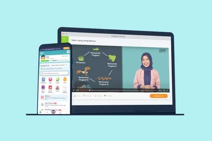 aplikasi belajar online anak ruangguru