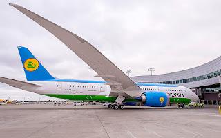 Vuelo a Uzbekistan directo desde Barcelona en Dreamliner