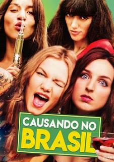 Causando No Brasil - Dublado