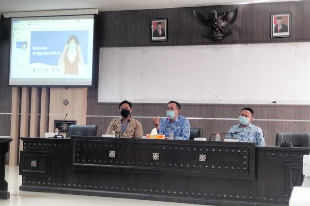 Pemda Lombok Timur dan SNV berkolaborasi lawan Covid-19