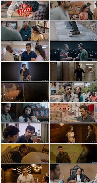 Oh My Kadavule (2020) 720p 900MB UNCUT Dual Audio {Hindi+Malayalam} || 7starHD