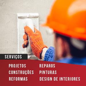 Serviços da Empresa Forma e Reforma
