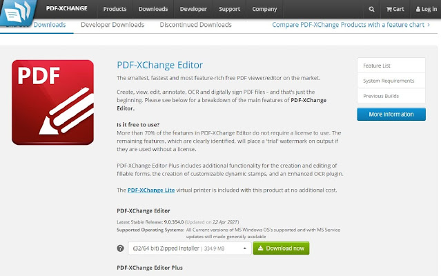 PDF-XChanger Editor