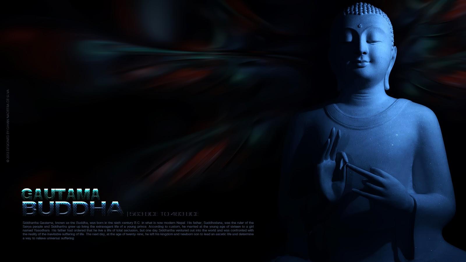 gautama buddha wallpaper with quotes - photo #9