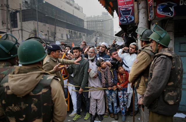 AS: India harus Masuk dalam Daftar Hitam Kebebasan Beragama