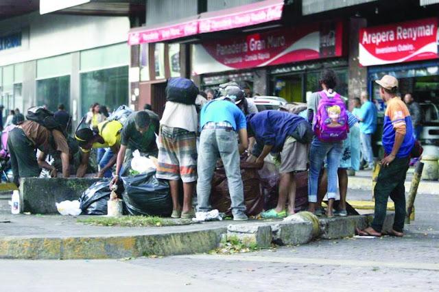 ONG Provea alerta sobre aumento del hambre en Venezuela