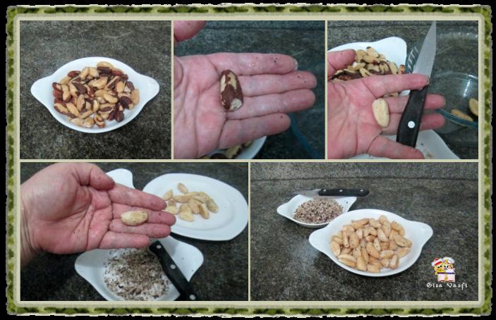 Capeletti com recheio de ricota, espinafre e castanha do Pará 11